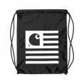 Carhartt State Bag, Black &White