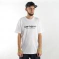 CARHARTT WIP SCRIPT T-SHIRT - WHITE