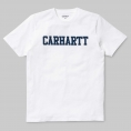 Carhartt Work in Progress S/S College T-Shirt