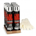 MOLOTOW BURNER Chrome 600ml Pack