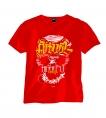 Ritual SKULL TSHIRT red