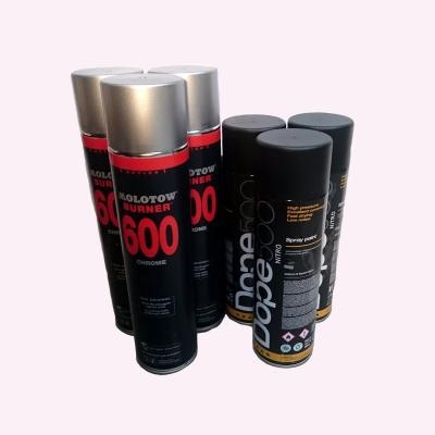 box DOPE NITRO & Burner Chrom 6szt.