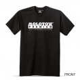 T-shirt MOLOTOW black