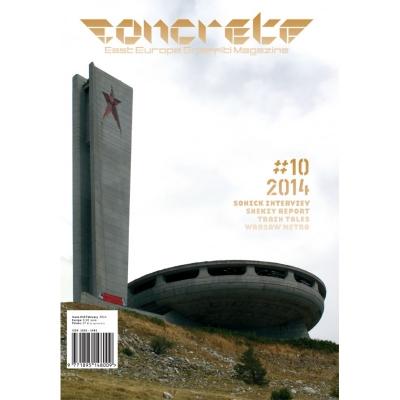 Concrete magazine #10