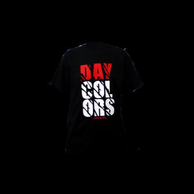 koszulka DAYCOLORS czarna