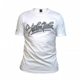 T-shirt WHITE 71 Biały