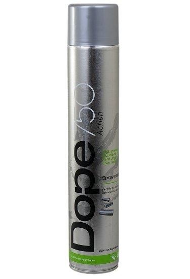 DOPE ACTION SPRAY chrom & black 750 ML
