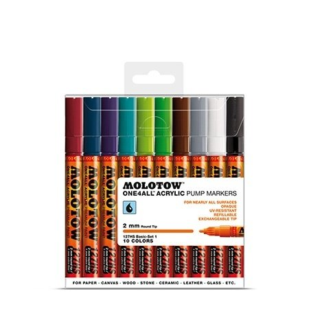 MOLOTOW ONE4ALL 127HS 10szt.