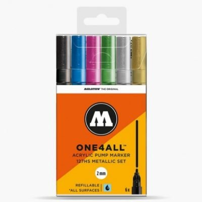 MOLOTOW ONE4ALL 127HS 6 szt.