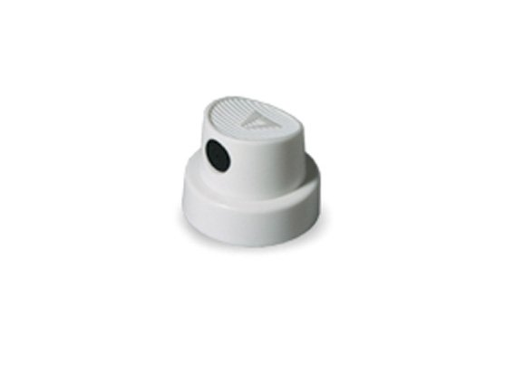 Level 1 Ultra skinny cap(biała z czarnym oczkiem)