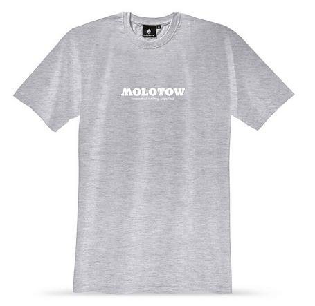 Molotow Basic Shirt Grey