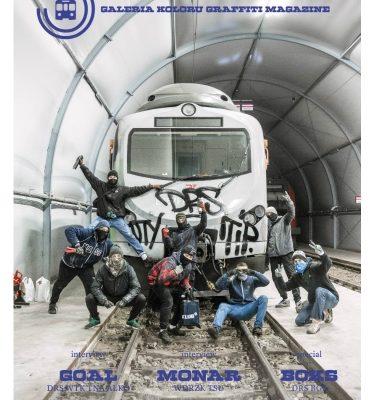 GALERIA KOLORU Graffiti Magazine #8