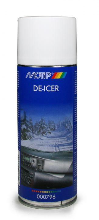 MOTIP DE-ICER odmrażacz szyb -20°C IN AEROSOL
