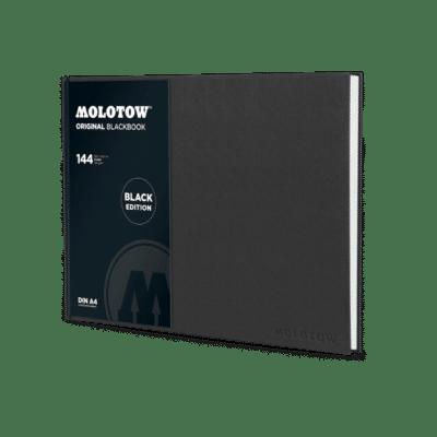 Molotow Blackbook A4 Poziom