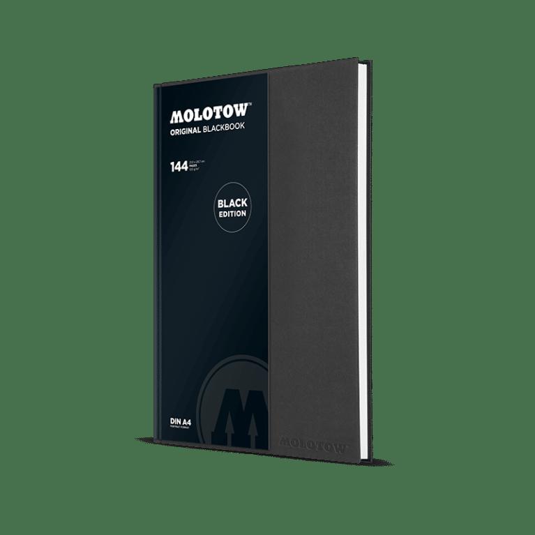 Molotow Blackbook A4 Pion