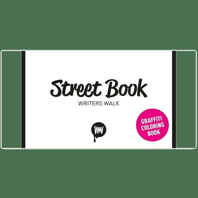Street Book Writers Walk