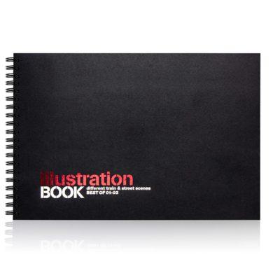 MONTANA ILLUSTRATION BOOK