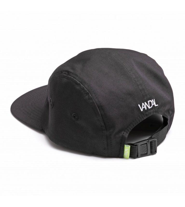 9INETY 5IVE - CAP - 5P Black vandal