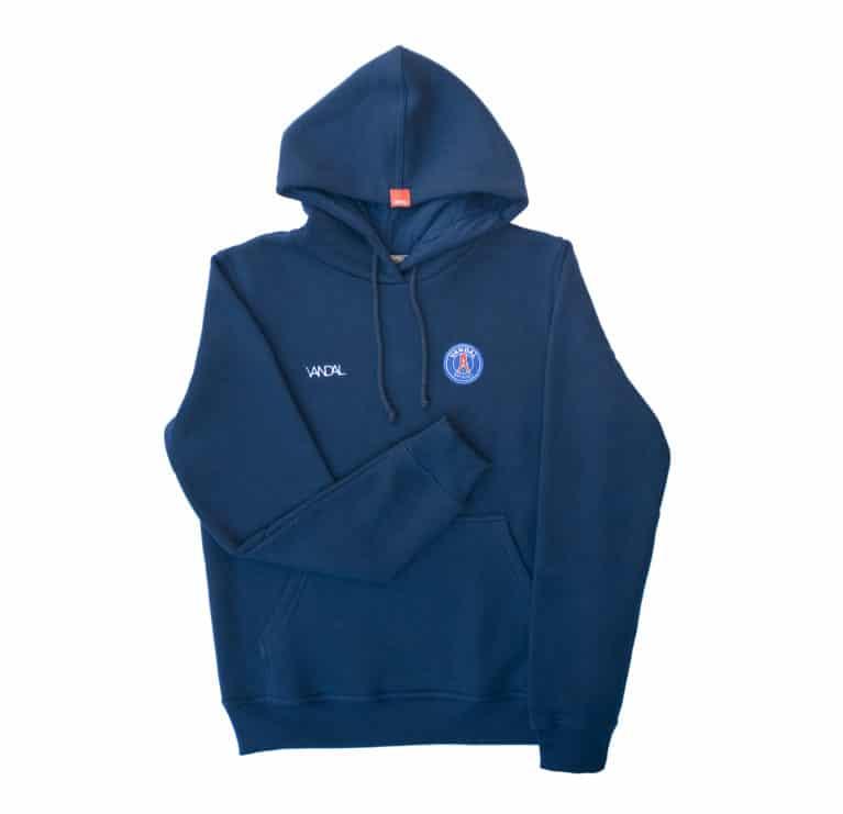 vandal hoodie navy