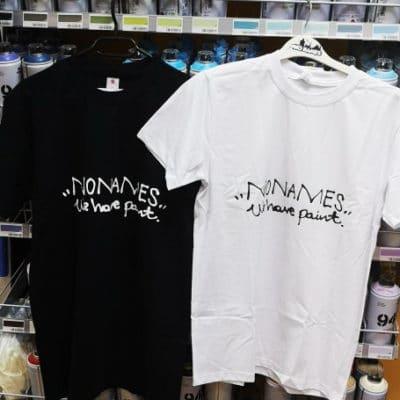 tshirt no name's