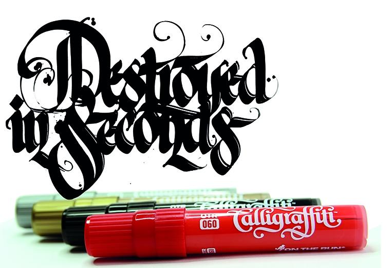 OTR 060 Calligraffiti