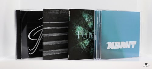 4pack NDMIT + Tumult + BDLmixtape2018 + Dosłowna przenośnia