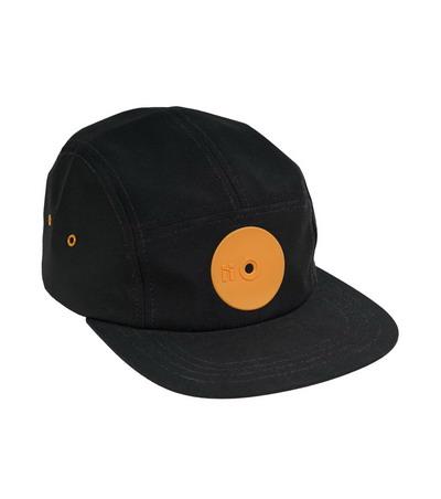 Orange medium fat cap mr serious