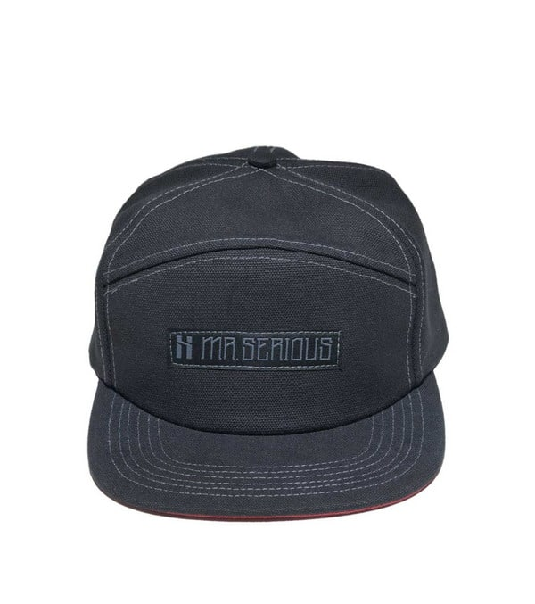 Unknown cap Mr. serious