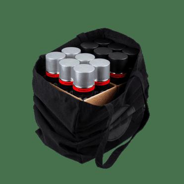 12szt. box molotow chrom& black