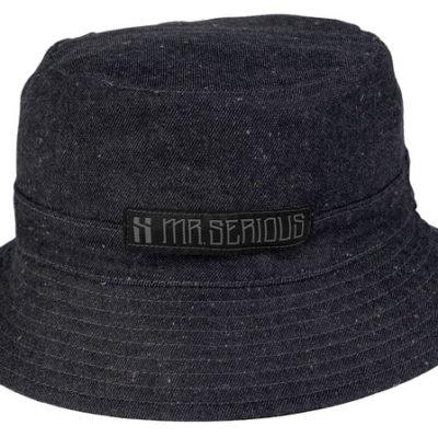 Dwustronny kapelusz typu bucket mr seriuos
